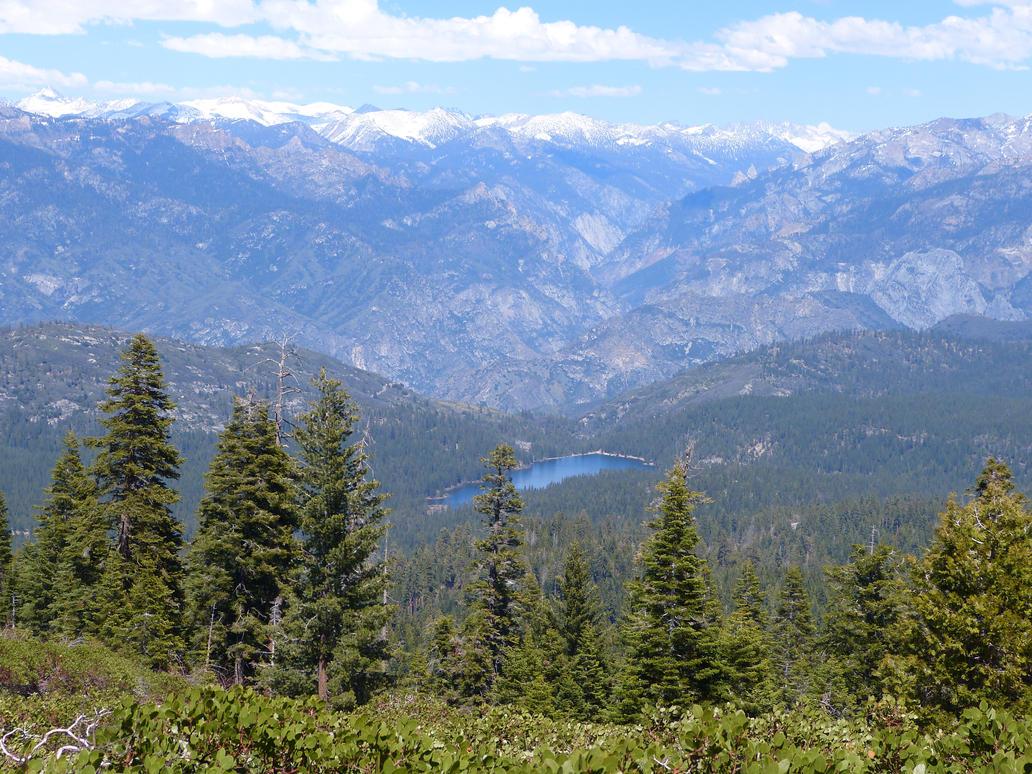Sierra View by jmasker
