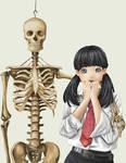 skeleton by nomed0018