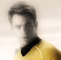Kirk Into Darkness Avatar by SailorTrekkie92