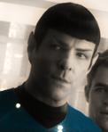 Spock Into Darkness Avatar by SailorTrekkie92