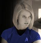Carol Marcus Into Darkness Avatar by SailorTrekkie92
