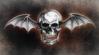 Avenged Sevenfold Stamp by SailorTrekkie92