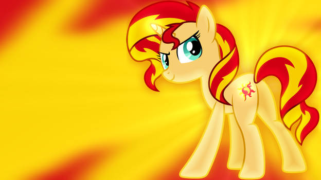 Sunset Shimmer Wallpaper