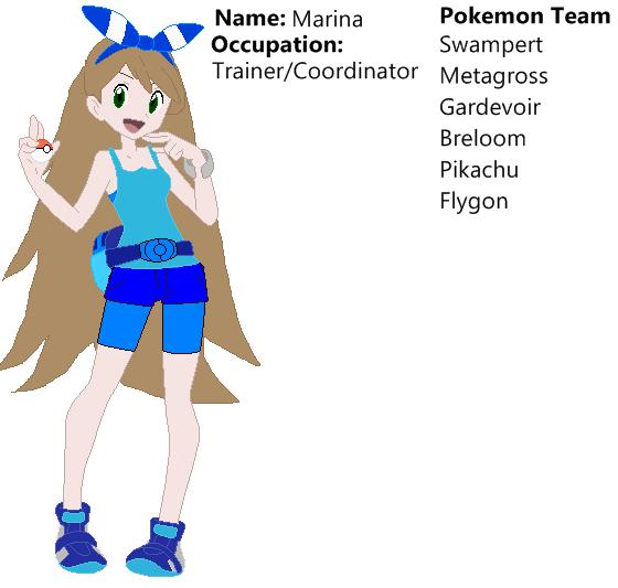 Marina (Hoenn OC) by SailorTrekkie92