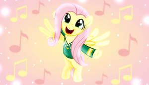 Find the Music In You Wallpaper by SailorTrekkie92