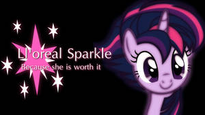 L'oreal Sparkle Wallpaper
