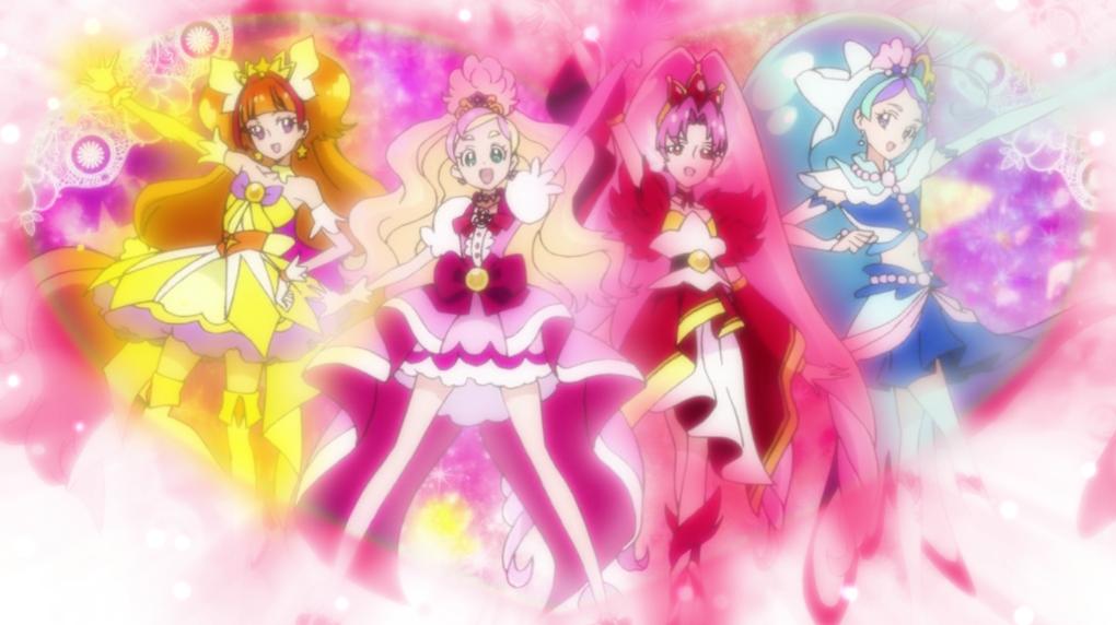 Go Princess Precure Wallpaper #2 by SailorTrekkie92