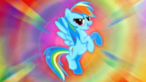 Rainbow Dash Wallpaper 2