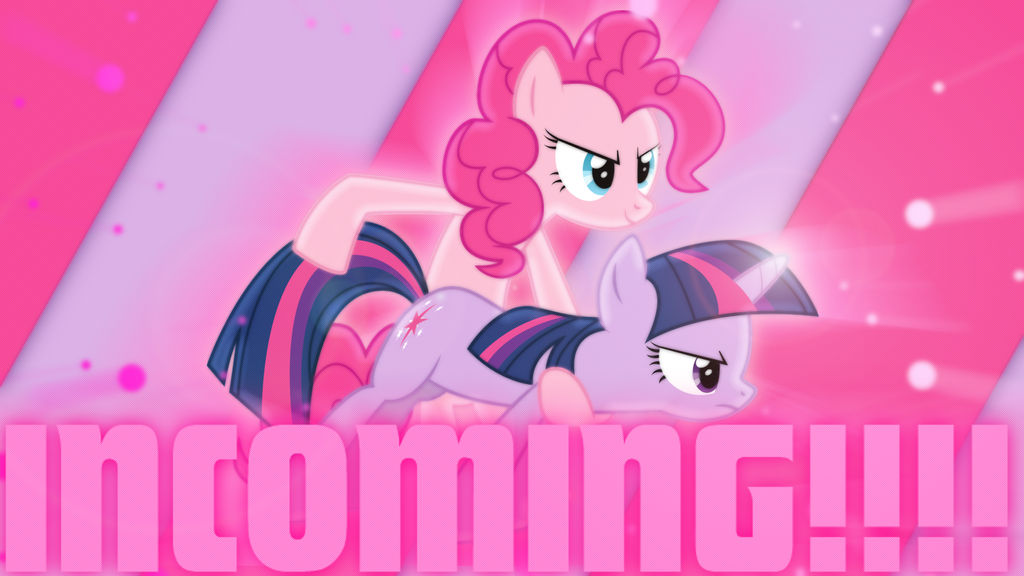 Incoming!!! Wallpaper