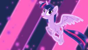 Twilight Sparkle Wallpaper 3 by SailorTrekkie92