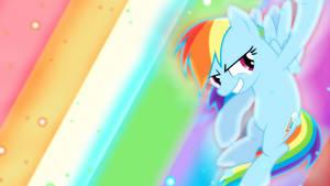 Rainbow Dash Wallpaper 3 by SailorTrekkie92