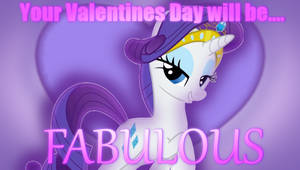 Rarity Valentine
