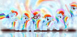 Six Degrees of Dash Wallpaper