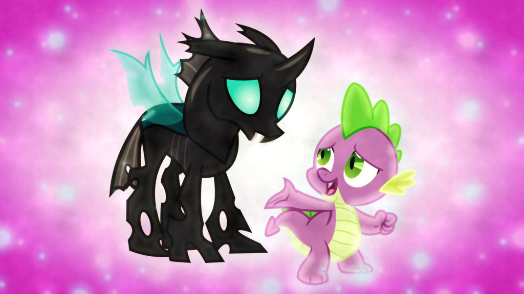 A Changeling Can Change Wallpaper