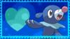 Popplio Stamp by SailorTrekkie92