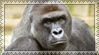 Harambe Stamp by SailorTrekkie92