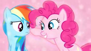 Pinkie Boop Wallpaper