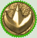 Dragon Power Coin Stamp by SailorTrekkie92
