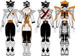 Samurai Silver Ranger (Enhancement modes)