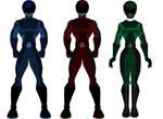 Power Rangers Starfleet Squad