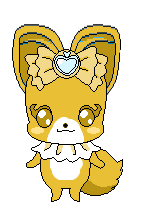 Eriza-B (Doki Doki Precure Fairy OC) by SailorTrekkie92