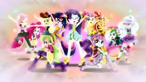 Dance Magic Wallpaper