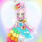 Cure Parfait Avatar by SailorTrekkie92