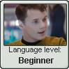 Chekov Language Stamp Level: Beginner by SailorTrekkie92