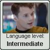 Chekov Language Stamp Level: Intermediate by SailorTrekkie92