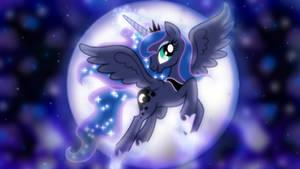 Princess Luna Wallpaper 4
