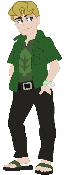 Swamp Trainer Alec Holland