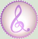 Octavia Melody Cutie Mark Stamp by SailorTrekkie92