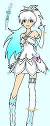 Cure Dwarf (Star Twinkle Precure OC) by SailorTrekkie92