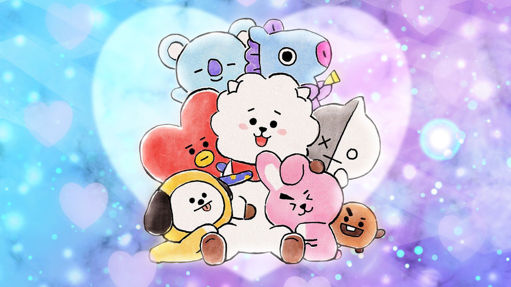 bt21 wallpaper 2 by sailortrekkie92 dd3cflu