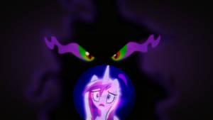 In The Dark of The Night (Sombra ver.) Wallpaper by SailorTrekkie92