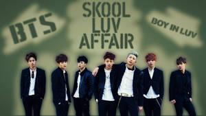 Skool Luv Affair Wallpaper
