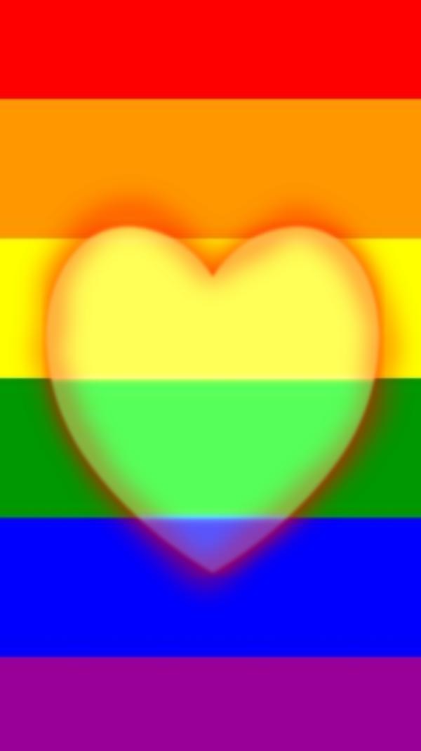 Rainbow Flag Iphone Wallpaper By Sailortrekkie92 On Deviantart