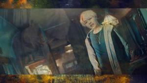 Agust D Wallpaper by SailorTrekkie92