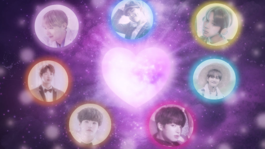 bts heartbeat wallpaper by sailortrekkie92 ddakhnh