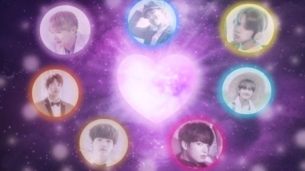 600 Wallpaper Bts Heartbeat HD Terbaik