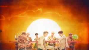 BTS Idol wallpaper 2 by SailorTrekkie92