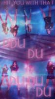 Blackpink DDU iphone wallpaper by SailorTrekkie92