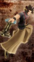 KH BBS Terra iphone wallpaper by SailorTrekkie92