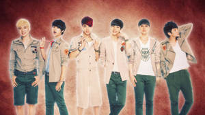 Vixx Wallpaper by SailorTrekkie92