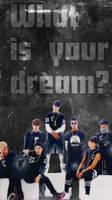 BTS No More Dream iphone Wallpaper by SailorTrekkie92