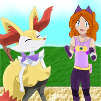 I'll become a great gym leader...someday by SailorTrekkie92