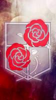[Attack on Titan] Garrison iphone wallpaper by SailorTrekkie92