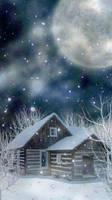 Christmas iphone wallpaper 3 by SailorTrekkie92