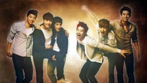 2PM Wallpaper by SailorTrekkie92