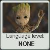 Groot Language Stamp Level: None by SailorTrekkie92